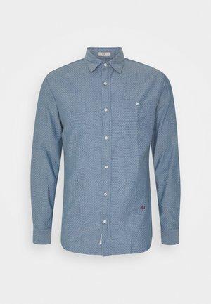 Shirt - medium blue denim