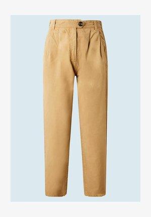 PAULA - Pantalon classique - beige