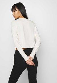 Fila - EAVEN - Long sleeved top - eggnog - 2