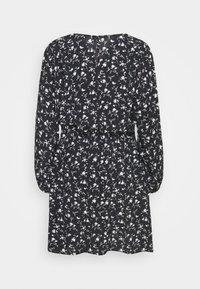 NAF NAF - COLINE - Robe d'été - noir - 1