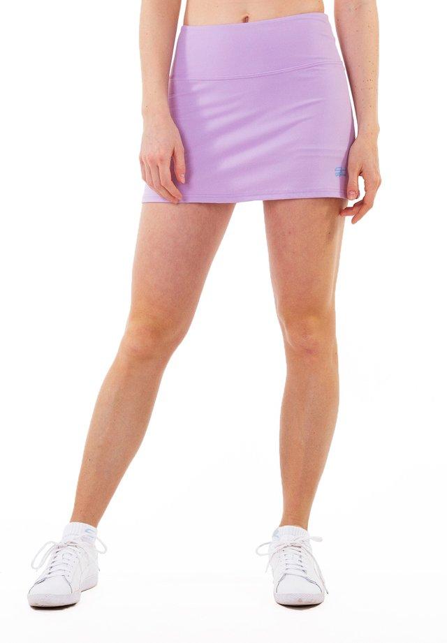 Sports skirt - flieder