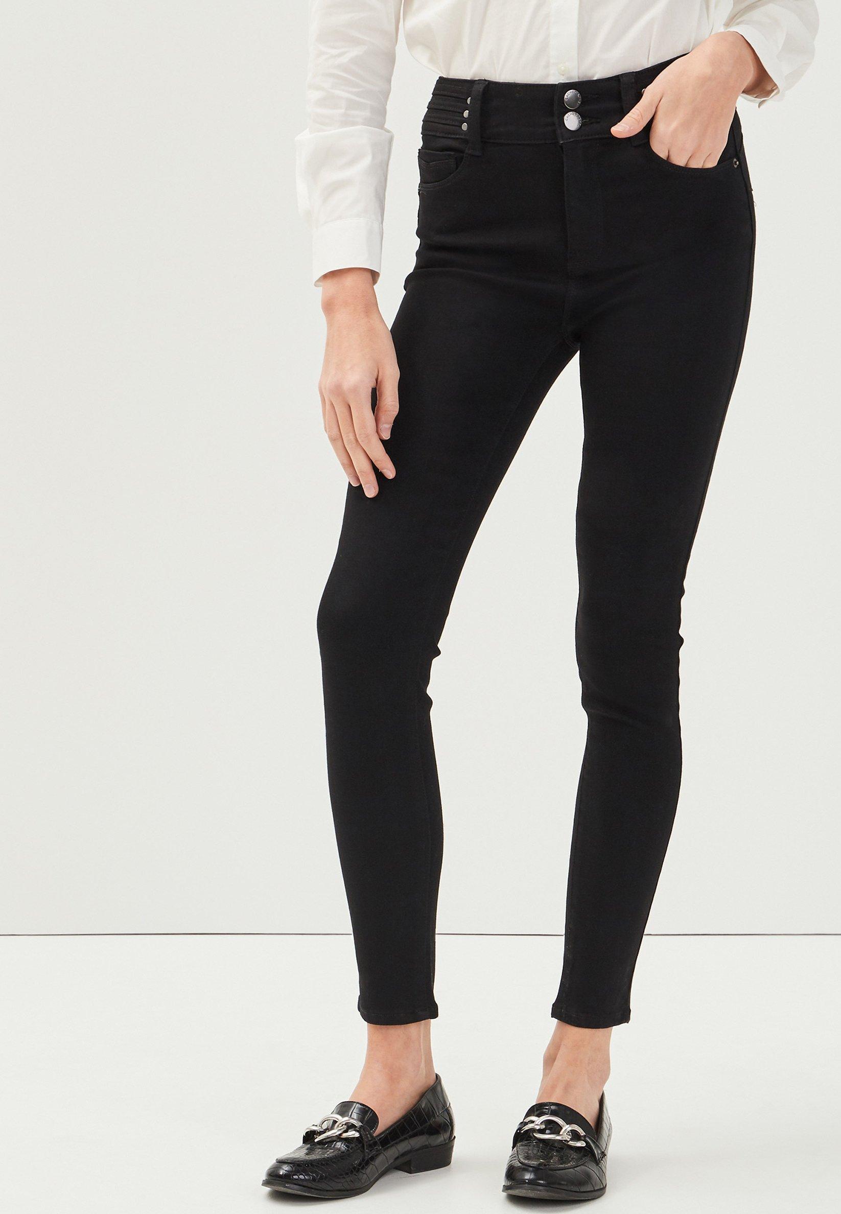 Damen MIT NIETENDETAILS - Jeans Skinny Fit