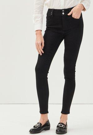 MIT NIETENDETAILS - Jeans Skinny Fit - black denim
