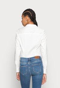 Vero Moda - VMLADY - Button-down blouse - snow white - 2