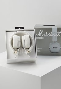 Marshall - MAJOR III EIN-TASTEN-FERNBEDIENUNG MIT MIKROFON - Headphones - white - 3