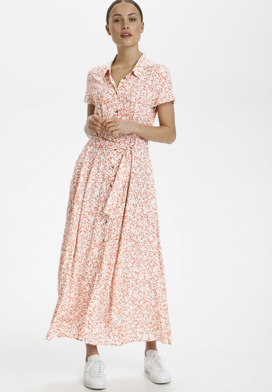 Femme SLARJANA MAXI DRESS - Robe chemise