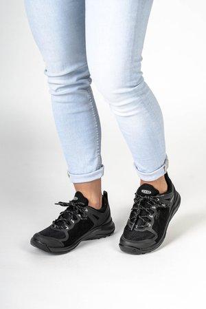 EXPLORE  - Sneakers basse - black/star white