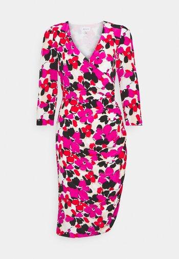 ESSIE VIOLA BLOUSE 2-IN-1 - Day dress - multi-coloured