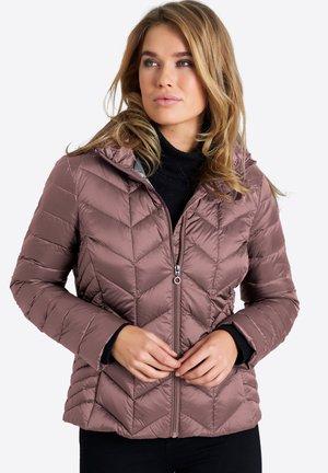 ETTA - Down jacket - blush