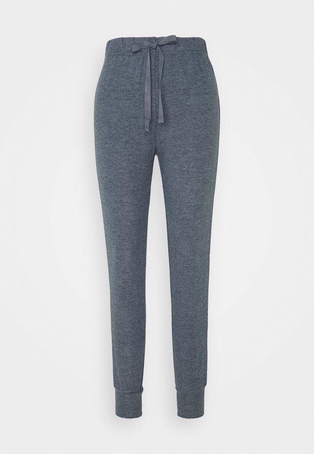 THERMAL COSY TROUSER - Spodnie od piżamy - pebble grey