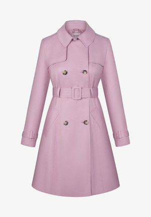 Trenchcoat - purple