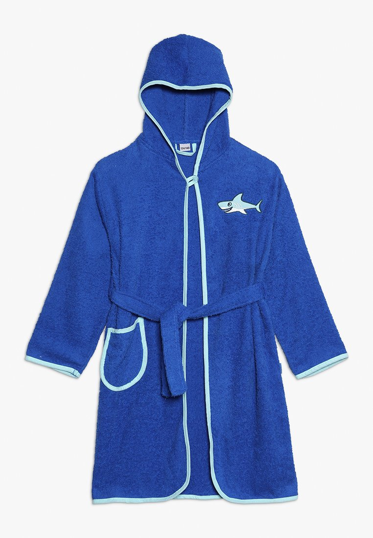 Playshoes - HAI - Dressing gown - blau