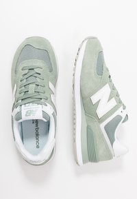 New Balance - WL574 - Sneakers basse - green - 3