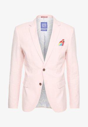 BIRDIE - Blazer jacket - soft pink