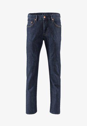 COOPER - Straight leg jeans - blue denim