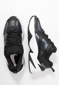 Nike Sportswear - TEKNO  - Trainers - black/metalic hematite/summit white - 3