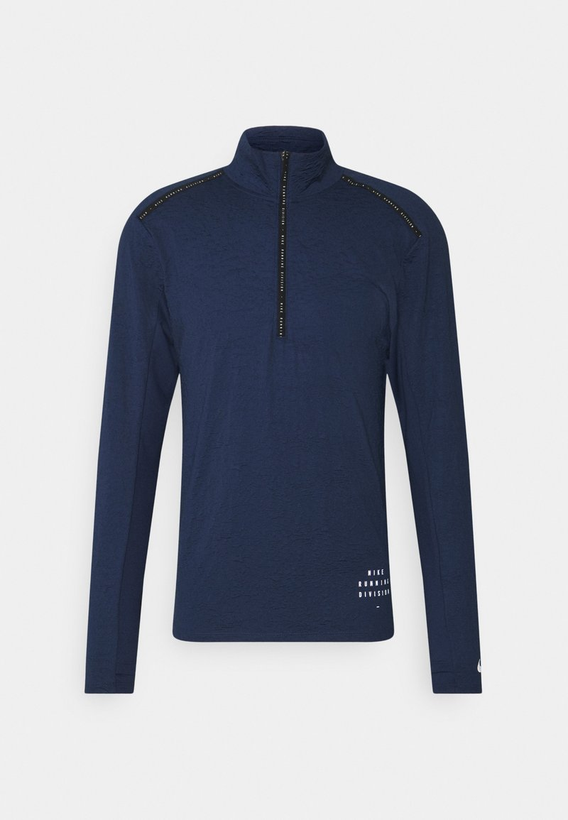 Nike Performance - ELEMENT - Sports shirt - midnight navy/black/silver