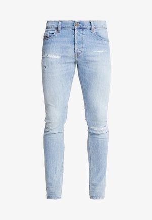 TEPPHAR-X - Vaqueros slim fit - light-blue denim