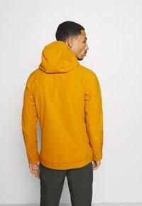 adidas Performance - Soft shell jacket - gold - 2