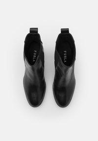 Furla - GRETA CHELSEA BOOT - Kotníkové boty na platformě - nero - 4