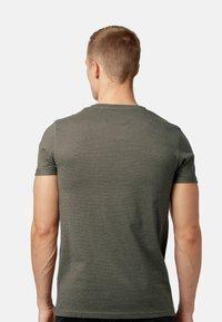 MARCUS - OTTAY  - T-shirts print - burnt olive - 1