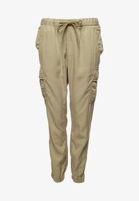 Superdry - Cargo trousers - dark olive - 3