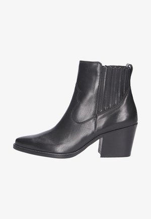 Classic ankle boots - schwarz (02)