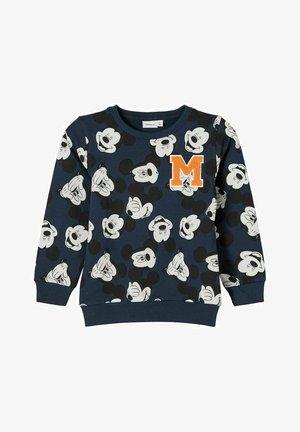 DISNEY MICKEY MOUSE - Sweatshirts - dark sapphire