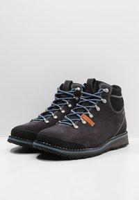 Aku - BADIA GTX - Hiking shoes - grey/blue - 2