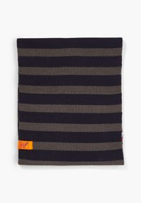 s.Oliver - Snood - olive stripes - 1