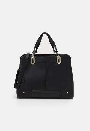 HARDWEAR DETAIL TOTE BAG - Tote bag - black
