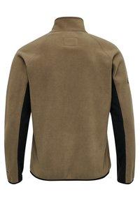 HALO - Fleecejakker - vintage brown - 7