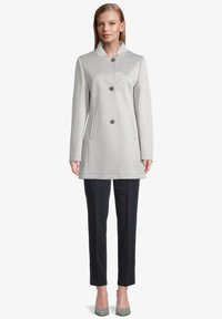 Amber & June - Short coat - grey - 1