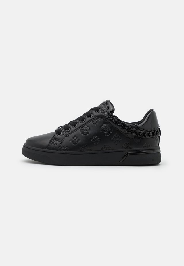 RIYAN - Baskets basses - black
