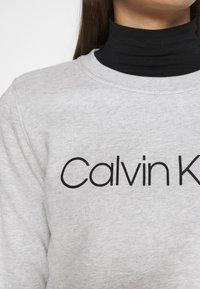 Calvin Klein - CORE LOGO - Felpa - grey - 5