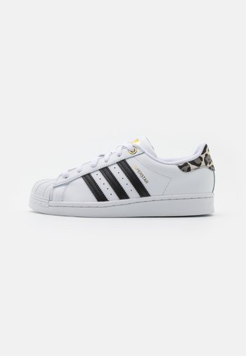 SUPERSTAR - Trainers - footwear white/core black/gold