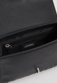 Tommy Jeans - BOLD CROSSOVER - Across body bag - black - 4