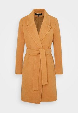 VMCALAHOPE JACKET - Krátký kabát - tobacco brown