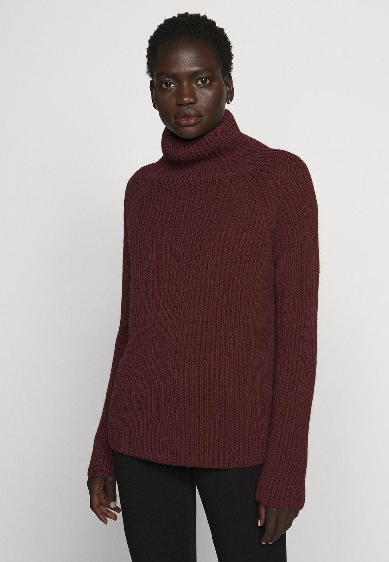 DRYKORN - ARWEN - Sweter - rot