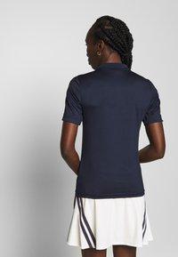 Lacoste Sport - PF5179 - Sports shirt - navy blue/white - 2
