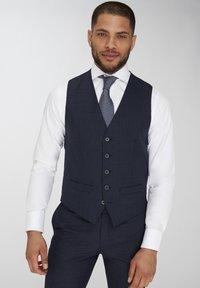 Van Gils - Suit waistcoat - dark blue - 0