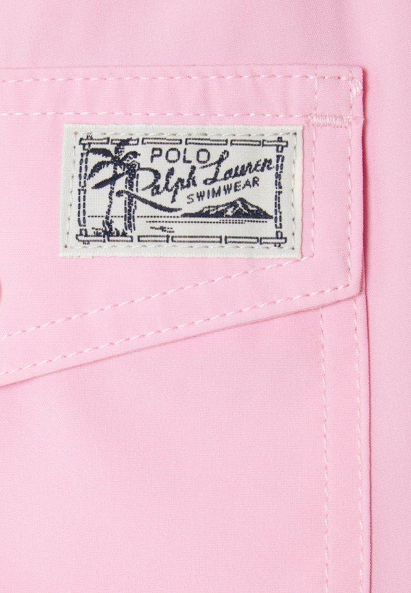 Polo Ralph Lauren TRAVELER - Szorty kąpielowe - carmel pink/jasnorÓżowy Odzież Męska HILC