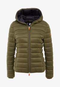 Save the duck - GIGA - Winter jacket - dusty olive - 3