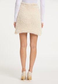 faina - A-line skirt - champagner - 2