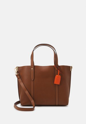 BAG REVIVE L - Handbag - camel