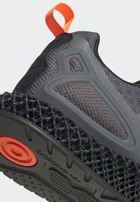 adidas Originals - ZX 4D - Sneakers basse - grey four core black solar orange - 10