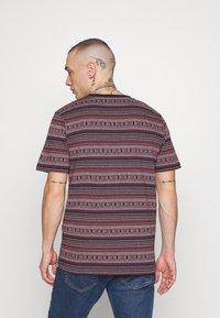 Anerkjendt - AKROD - T-shirt imprimé - sapphire - 2