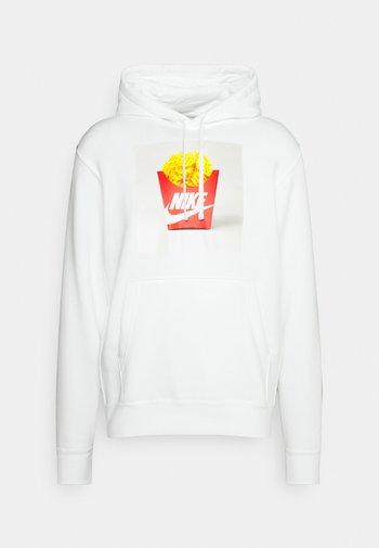 SOLE FOOD - Sweatshirt - white