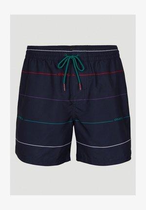 Swimming shorts - blue print