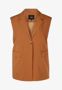 Zizzi - Waistcoat - brown - 3